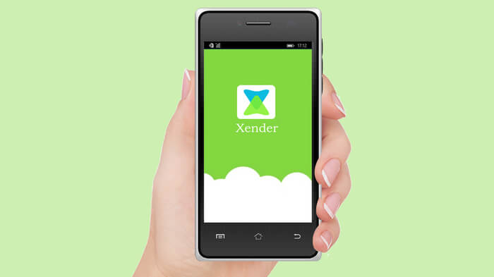 Xender-File-Sharing