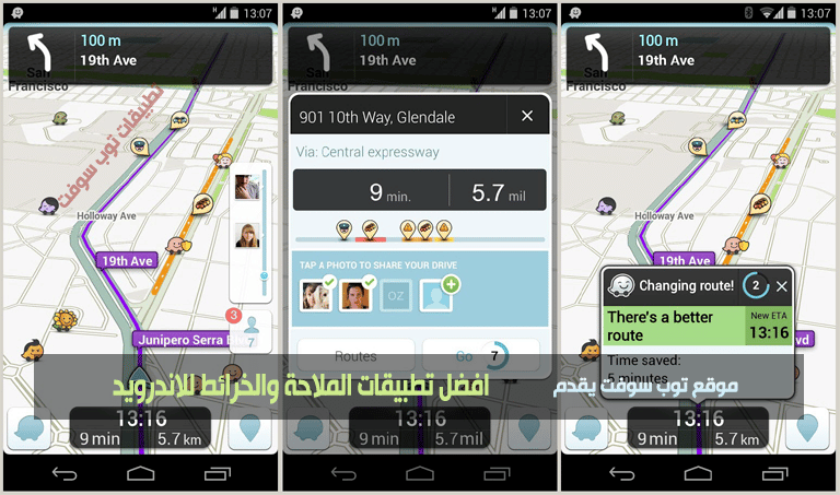 The best GPS app and navigation app options for Android