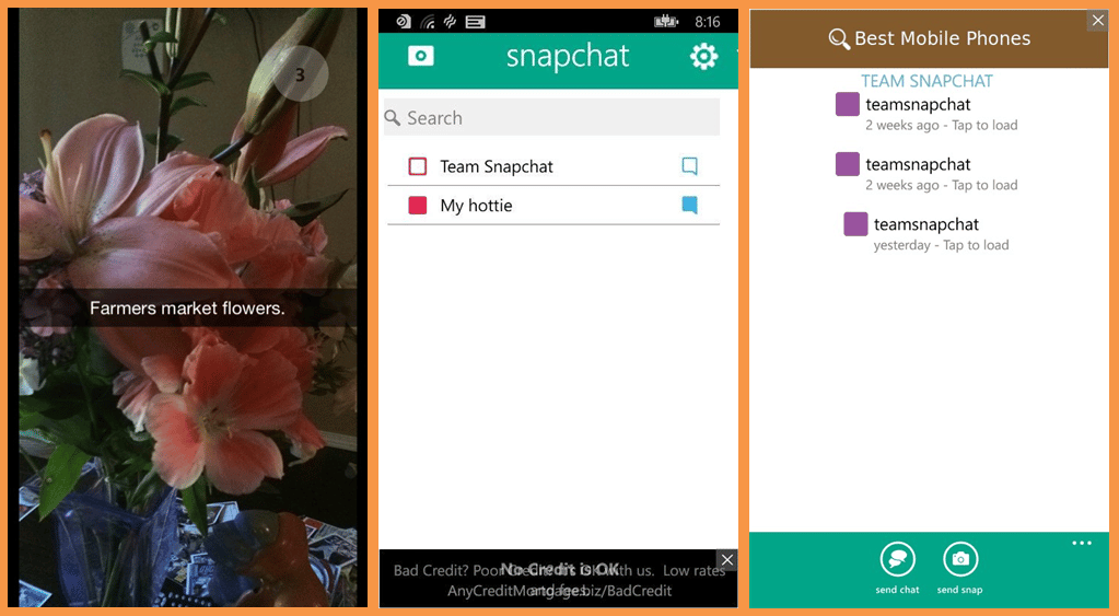 Snaptastic for Snapchat